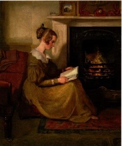 A Fireside Read William Mulready, RA 1786-1863