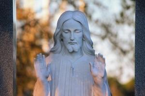 Jesus waits